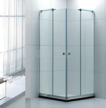 淋浴房的形状选择