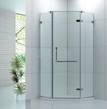 淋浴房玻璃的清洁知识介绍