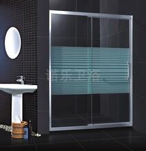 佛山诺乐淋浴房LR-020一字屏批发供应淋浴房