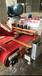 仿古磚瓦自動切割機裝飾磚瓦片多刀自動切割機
