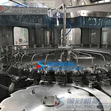 礦泉水、純凈水三合一飲料灌裝機瓶裝水灌裝生產線