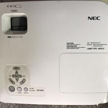 NECNP500+NP500C二手投影机效果好办公商务通用机3000流明图片
