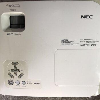 NECNP500+NP500C二手投影機效果好辦公商務通用機3000流明