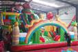 大型充气城堡儿童充气蹦床使用咨询尉氏县升龙