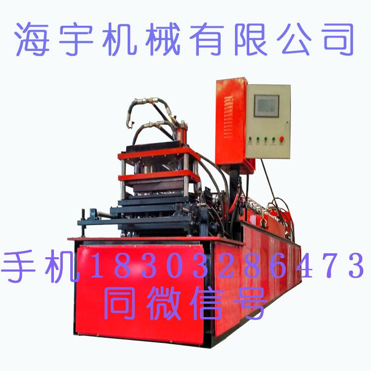 海宇机械热销500大方板设备,剪板设备,折弯设备,三维扣板设备