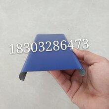 鸿福专业生产广告扣扳机设备彩钢扣板机设备图片
