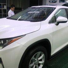 佛山凌志RX新车落地全车贴美国cp漆面透明保护膜