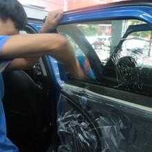 夏季出行汽车隔热膜防晒,佛山汽车玻璃隔热膜龙膜防晒