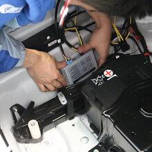 电动尾门怎样改装?佛山奥迪A6电动尾门改装作业实拍