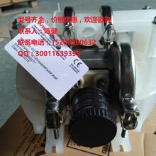 威尔顿气动双室隔膜泵图片