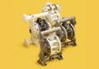 喷涂厂用金属气动隔膜泵U2KP5T5T9威马2寸泵