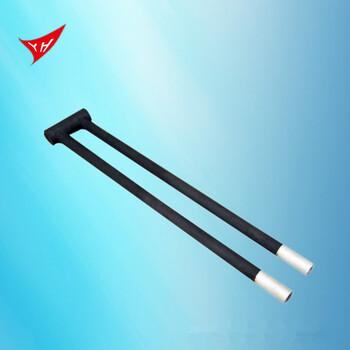 供应U型硅碳棒加热管