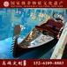 精品欧式木船5米贡多拉手划船贡多拉木船景观装饰船颜色定制