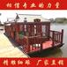 供應湖北武漢14米大型畫舫船特色餐廳船餐飲船