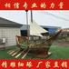山西木船廠家戶外景觀裝飾船攝影道具船