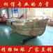 上海海盗木船厂家大型户外海盗船装饰船景观木船欧式仿古战船