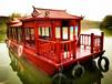 江蘇楚歌廠家直銷吉林白城大型觀光船水庫觀光船