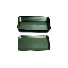 厂家定制耳机铁盒U盘铁盒马口铁U盘盒电子产品包装盒图片