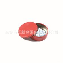 厂家定制圆形糖果铁盒马口铁糖果盒图片
