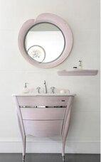 橡木浴室柜,胡桃木浴室柜,实木浴室柜,水曲柳浴室柜