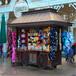 供应广西木制售卖亭柳州美食街防腐木小吃部景区旅游纪念品小卖部