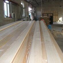 樟子松板材图片