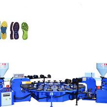 2017年新款杭州专用TPR双色鞋底机器TPR鞋底设备生产厂家