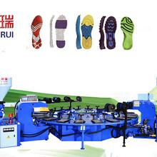广州15年专注PVC鞋底机器设备制造厂家注塑鞋底机器