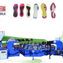 东莞EVA冷模射出成型机EVA鞋底设备图片
