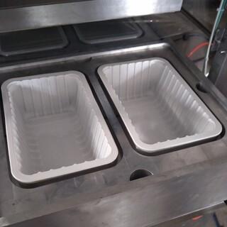 小龙虾气调锁鲜盒厂家,气调包装机梅菜扣肉碗图片1