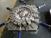 耐高温塑料模具旋流器叶轮塑料模具