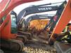 上海二手挖机市场二手卡特小型挖掘机原装进口