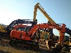 小型挖掘机二手小松220-7九五成新
