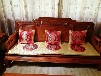 东阳红木龙腾一代沙发大果紫檀/刺猬紫檀