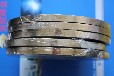郑州金欧厂家供应电阻焊紫铜/银触点/触头焊接用低温铜非晶焊片铜非晶焊带