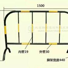 路顺LS001交通铁马隔离铁马活动护栏护栏围栏隔离栏道路路栏图片