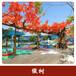 滁州假樹制作滁州酒店假樹包柱滁州酒店假樹假山造景