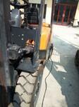 低价出售3吨斗山叉车,国三标准自重4.5吨