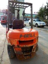 个人低价转让合力3吨叉车,升高三米图片