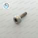 高品质机加伞型钛螺丝刀把螺丝蘑菇头内六角钛螺钉钛标准件厂家