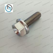 标准件钛合金螺栓外六角m10钛螺丝加工批发规格齐全厂家直销