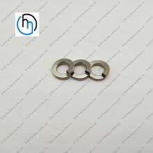 钛弹垫纯钛弹簧垫圈耐腐蚀钛合金紧固件开口钛合金弹簧垫厂家