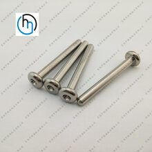 钛合金半圆头销钉加工定做钛合金销钉圆头销钉压铆销钉钛紧固件