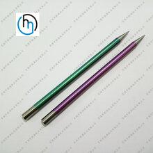 钛合金防狼金属笔战术钛笔来图定制钛合金战术防卫笔厂家直销