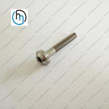GR5钛螺丝批发摩托用钛螺丝定做非标摩托车钛螺丝厂家直销