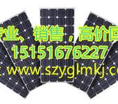 低价销售晶澳太阳能电池板等