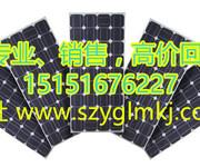 低价销售晶澳太阳能电池板等图片