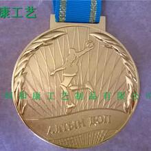 运动奖牌制作厂家/锌合金奖牌定制