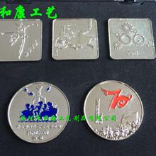 定制金属徽章在线议价免费设计图稿高效出样