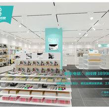 名創優品貨架展示架化妝品miniso文具多功能木質飾品店貨架